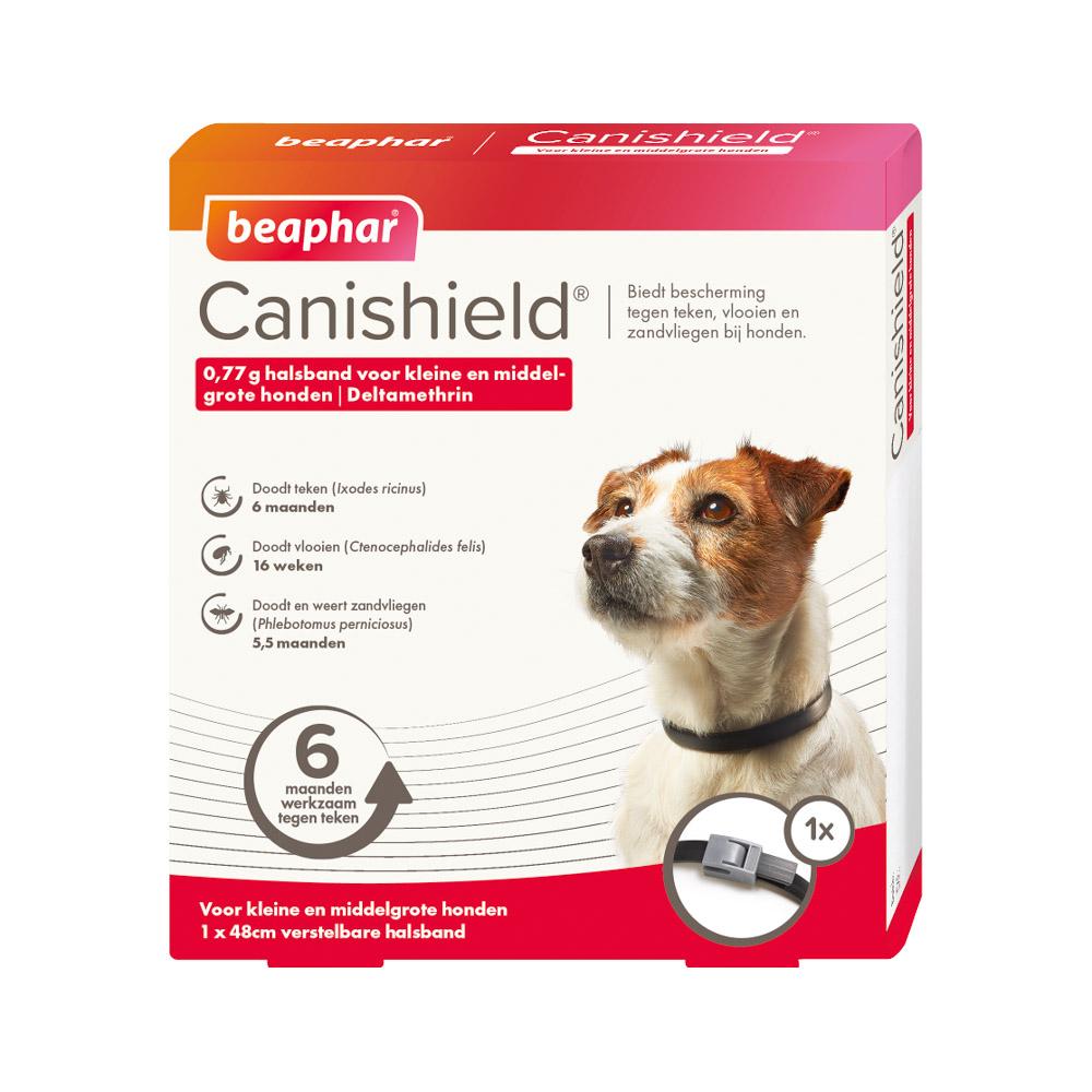 Beaphar Canishield Halband Hond Klein