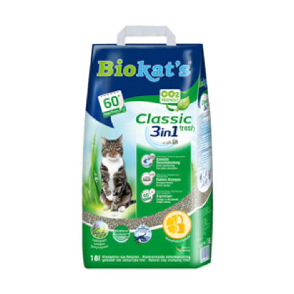 Biokat's Fresh 3 in 1 18 liter