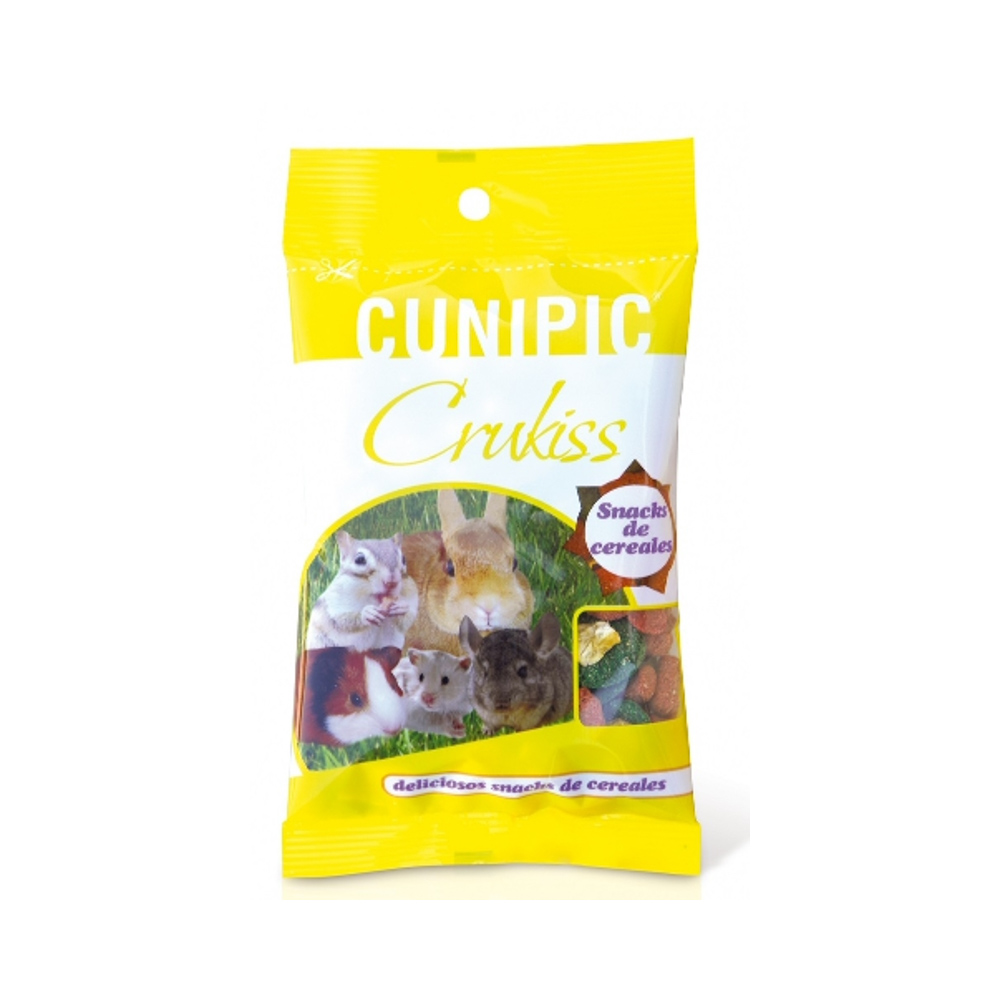 Cunupic Crukiss  cereals snacks