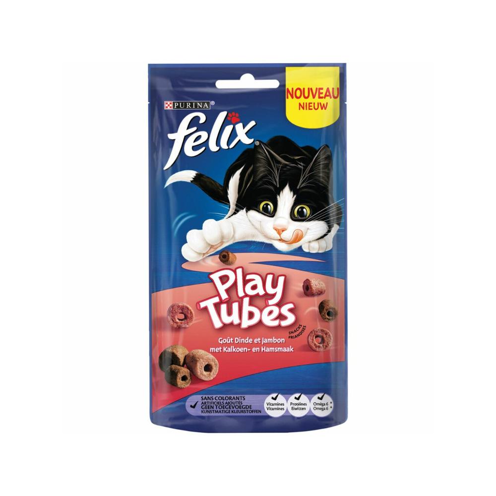 Felix Play Tubes Kalkoen en Ham