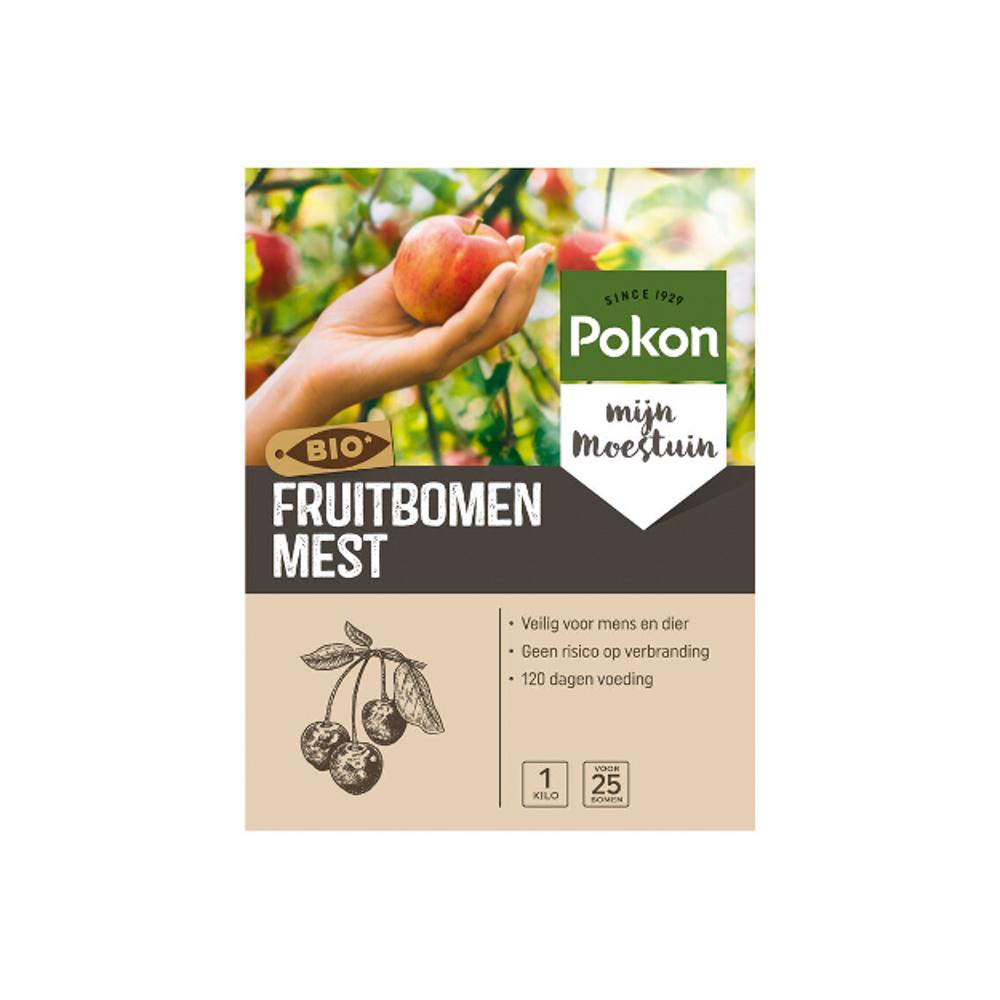 Pokon Bio Fruitbomen Mest