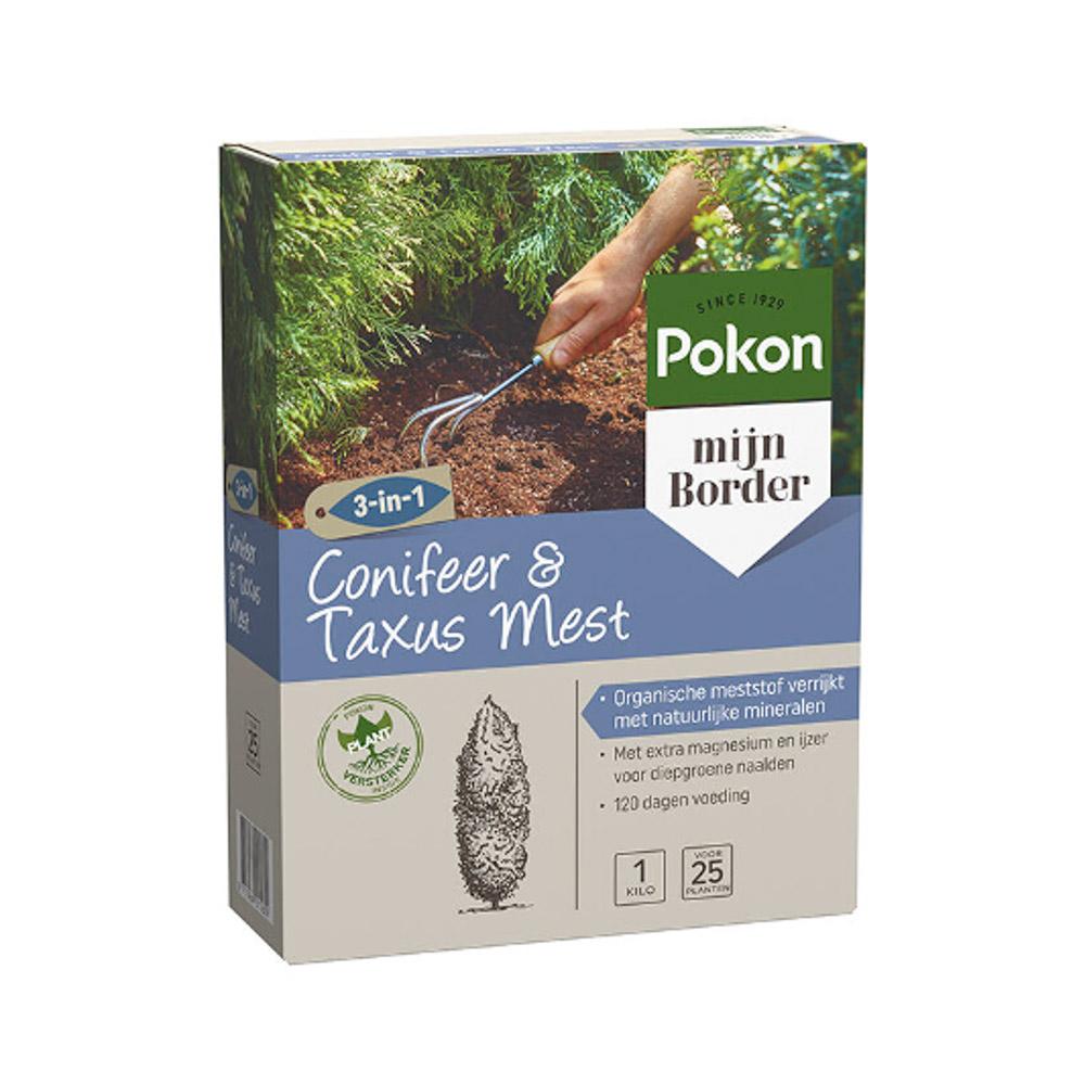 Pokon Coniferen en Taxus Mest