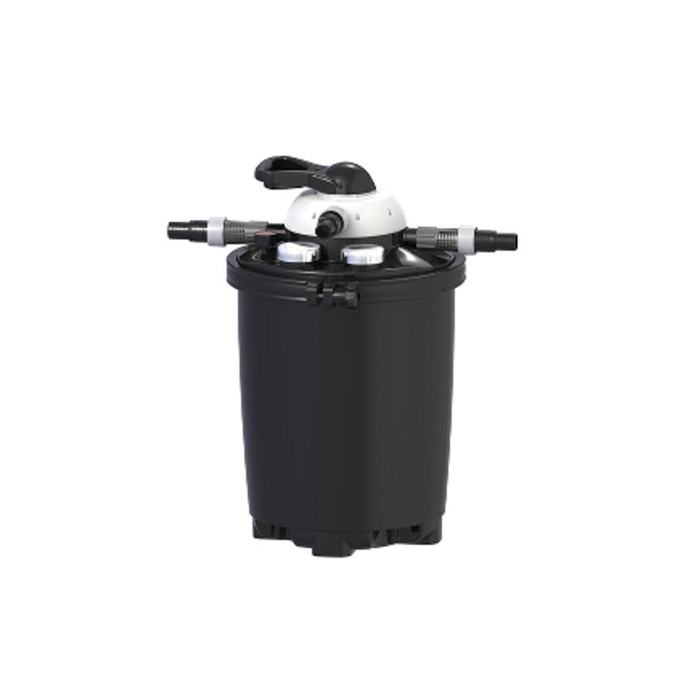 Velda Drukfilter Clear Control 50 + UVC